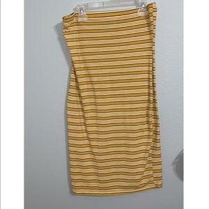 Adorable mini tube top dress 👗